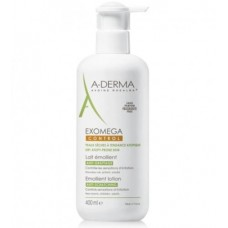 A-derma Aderma Exomega Control Emollient Lotion 400ml