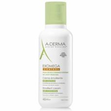 A-derma Aderma Exomega Control Emollient Cream Anti-Scratching 400ml