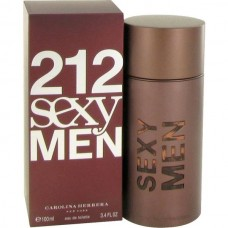 Carolina Herrera 212 Sexy Men 100ML/3.4oz