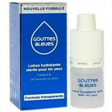 Innoxa Paris Blue Eye Drops Gouttes Bleues 10ml