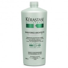 Kerastase Bain Force Architecte shampoo 1000ml