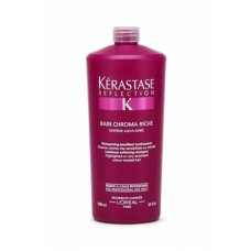 Kerastase Reflection Bain Chroma Riche Shampoo 1000ml