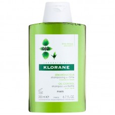 Klorane Oil Control Shampoo With Nettle Extract 200ml