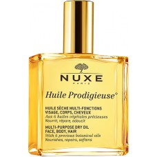 NUXE Huile Prodigieuse Multi-Purpose Dry Oil - face body hair 100ml