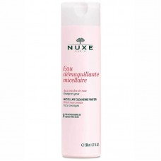 NUXE Micellar Cleansing Water with Rose Petals for Sensitive Skin 200ml