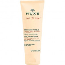 NUXE Reve de Miel Creme Hand and Nail Cream 75ml