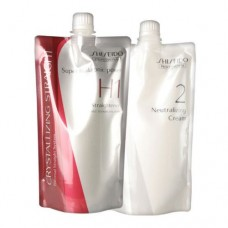 Shiseido Crystallizing Straight For Resistant to Natural 400ML