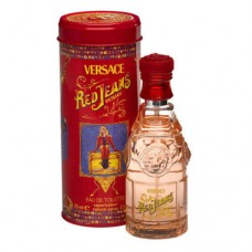 Versace Red Jeans Spray Edt 75ml