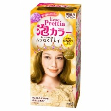 Kao Prettia Liese Bubble Hair Color Honey Beige