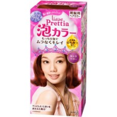 Kao Prettia Liese Bubble Hair Color Cassia Berry