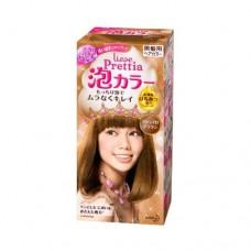 Kao Prettia Liese Bubble Hair Color Marshmallow Brown