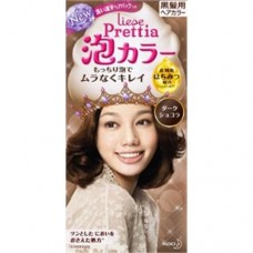 Kao Prettia Liese Bubble Hair Color Dark Chocolate